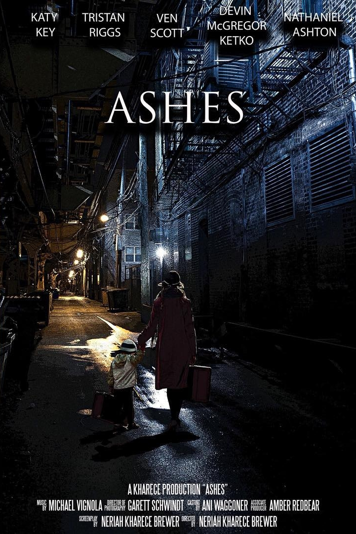 Ashes Concept Poster