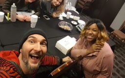 Ven at the Ashes Table Read